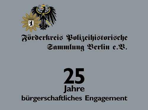 25 Jahre Förderkreis PhS e.V.