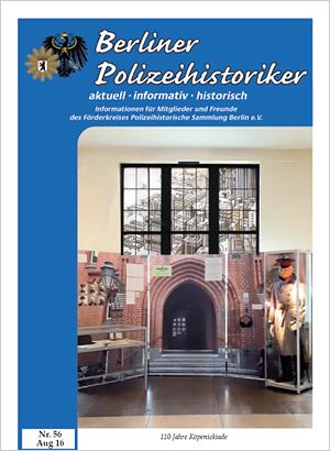 Der Berliner Polizeihistoriker