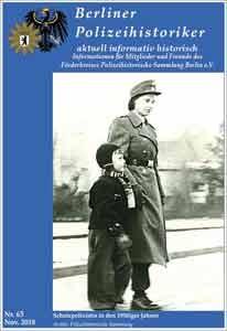 Der Berliner Polizeihistoriker 63
