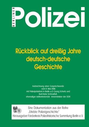 Rückblick auf dreißig Jahre deutsch-deutsche Geschichte